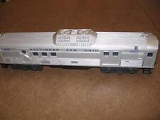 Lionel 2550 Baltimore & Ohio RDC Budd Baggage& mail Dummy * POST WAR* RARE*
