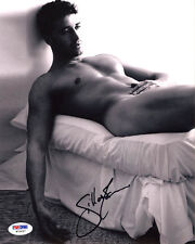 Gilles Marini SIGNED 8x10 Photo Dante Sex and the City NUDE PSA/DNA AUTOGRAPHED