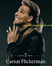 Stanley Tucci Ceasar Flickerman Hunger Games Catching Fire  Autograph UACC RD 96