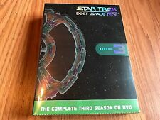Star Trek Deep Space Nine Complete Third Season 3 (DVD, 7-Discs) free shipping