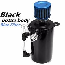 Universal Modified Car Oil Catch Tank with Breather Can reservoir Air Filter
