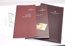 Patek Philippe Vintage Certificate of Originality Papers Leather Folder RARE!