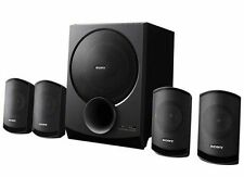 SONY D100 4.1 CHANNEL MULTIMEDIA SPEAKERS USB WITH SONY INDIA WARRANTY..
