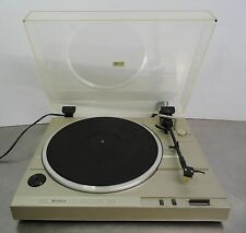 vintage hifi - Plattenspieler Hitachi HT-20S belt drive turntable record player