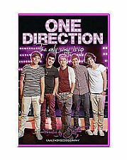One Direction: The Only Way Is Up [DVD], Very Good DVD, Emma Watson, Randy Jacks