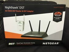 NETGEAR Nighthawk DST AC1900 Wireless-AC Router with DST Adapter R7300DST-100NAS
