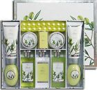 Asquith & Somerset Luxury Olive Soap + Lotion Skin Care Gift Set - BRAND NEW NIB