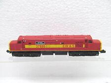 MES-40166 SpN 1:160 Diesellok EW&S 37886 Standmodell sehr guter Zustand,