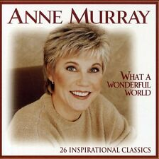 Anne Murray - What a Wonderful World [New CD]