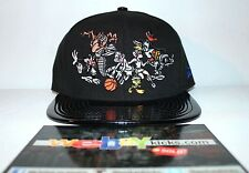 New Era Bugs Bunny Looney Tunes Space Blue Jam Jordan XI 11 Snapback Cap Hat New
