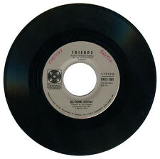 Philippines ELTON JOHN Friends 45 rpm Record