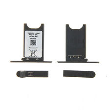 New Sim Card Holder Slot Tray Replacement USB Cover For Nokia Lumia 800 Black