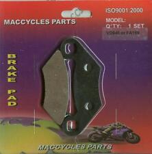 Polaris Disc Brake Pads Sportsman 800 EFI 2009-2010 Rear (1 set)