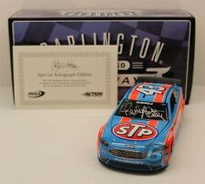 ARIC ALMIROLA #43 2016 RICHARD PETTY AUTOGRAPHED STP DARLINGTON SPECIAL NEW 1/24