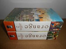 Orange: The Complete Collection 1 & 2 Manga Book Complete Lot in English
