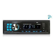 Pyle PLMR22BT Bluetooth Stereo Radio In-Dash Console Headunit Receiver, USB/