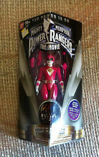 "MIGHTY MORPHIN POWER RANGERS THE MOVIE PINK RANGER LEGACY 5"" FIGURE MINT"