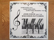 NORTH STAR APPLI LP RECORD/JOHN CHECK/SOMETHING OLD SOMETHING NEW/ NR MINT POLKA