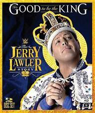 Wwe: It's Good To Be The King: Jerry Lawler Story - 2 DISC S (2015, Blu-ray )