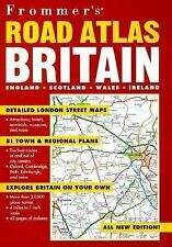 Frommer's Road Atlas Britain