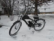 "66/80cc 2-Stroke Engine & Low-Rider Chopper Bicycle 26"" kit for Motorized Bike"