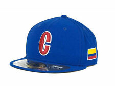 New Era Columbia WBC 59FIFTY 5950 Fitted World Baseball Classic Size 6-7/8
