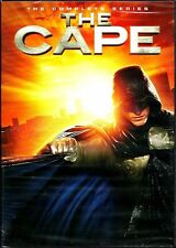 The Cape: Complete Series. Superhero Action. Brand New In Shrink!