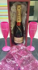 Moet & Chandon champagne gift set home pub/bar/mancave party item