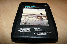 8 TRACK CARTRIDGE / TAPE - JOHNNY HARRIS - ALL TO BRING YOU MORNING