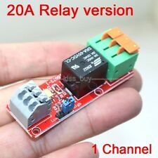 1 Channel 20A Relay Control Relais Module for Arduino UNO R3 Raspberry Pi