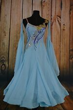 smooth ballroom dance competition dress