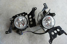 JDM Honda Raybrig CLear crystal foglights fog lights lense Civic eg2 delsol ek9