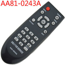 AA81-00243A Replacement for Samsung New Service Mode Remote Control  TM930