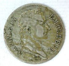 FRANCE - NAPOLEON I (1804/1814) - 1 FRANC 1808 A PARIS