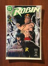 Robin Limited Series 5 of 5 DC Comics May 1991 #c1016