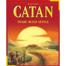 Settlers of Catan 2015 Refresh Brand New