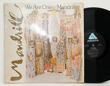 Mandrill         We are one        USA         Afro  Funk  Jazz        NM # W
