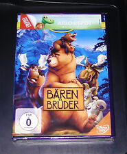 BÄRENBRÜDER SPECIAL COLLECTION WALT DISNEY FILM DVD NEU & OVP