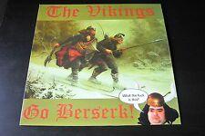 LP the VIKINGS go berserk SPANISH 1995 power pop PUNK VINILO VINYL