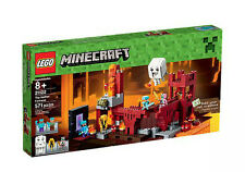 Brand New LEGO Minecraft The Nether Fortress 21122