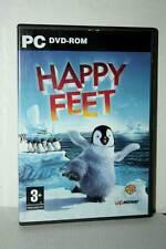 HAPPY FEET GIOCO USATO OTTIMO STATO PC DVD VERSIONE ITALIANA GD1 45884