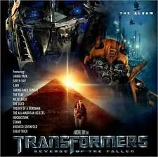 VARIOUS : TRANSFORMERS: REVENGE OF THE FALLEN - ALBUM / O.S.T. (CD) sealed