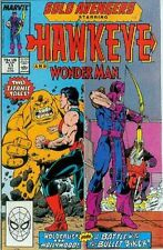 Solo Avengers # 13 (Hawkeye, Wonder Man) (USA, 1988)