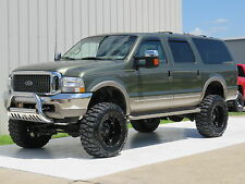 Ford : Excursion Diesel 4x4