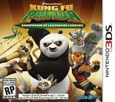 Kung Fu Panda: Showdown of Legendary Legends (Nintendo 3DS, 2015)
