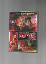 The Canyons,Amanda Brooks, Lindsay Lohan, Nolan Funk, James Deen, DVD