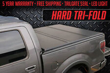 "2009-2016 Dodge Ram 6'4 Bed 76"" Hard TriFold Tonno Tonneau Truck Cover NEW"