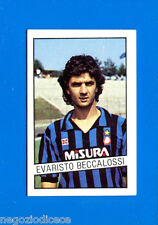 CALCIO FLASH '83 Lampo Figurina-Sticker n. 126 - BECCALOSSI - INTER -New