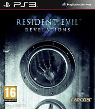 Resident Evil Revelations Ps3 (no disco, juego-digital)