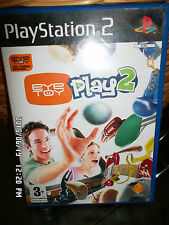 Playstaiopn 2 PSII Kult Spiel Eye Toy Play 2, toll